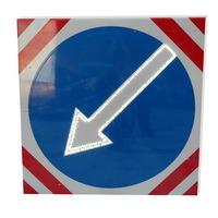 Светодиодный знак 4.2.1/4.2.2 Объезд препятствия