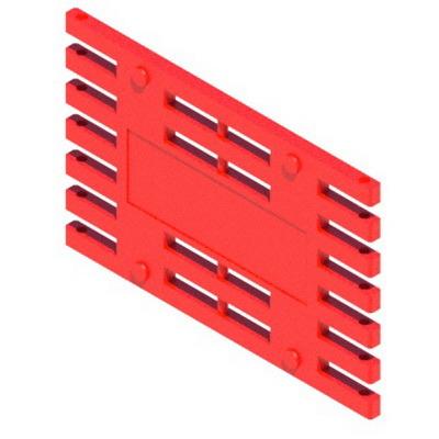 Ограждение Арго (передвижное пластиковое ограждение штакетного типа), барьер для ограждения мест ремонта