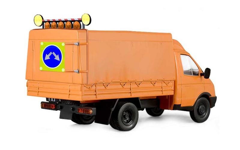 Балка светодиодная для спецтранспорта, светодиодный барьер, светодиодный барьер на трактор, газель, КДМ, грейдер, фонари для спецтранспорта