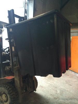 универсальный контейнер, пластиковая емкость, бак для воды, бочка для дизельного топлива