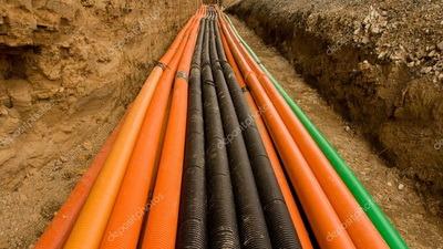 столбики для кабельных трасс и линий связи