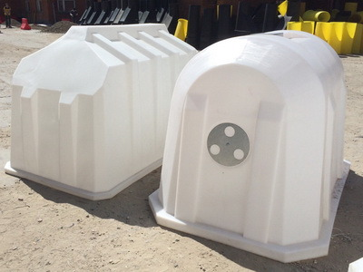 пластиковый домик для содержания телят,   домик для теленка, бокс для группового содержания телят, calf hutch, calf house, group calf house