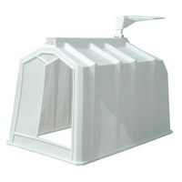 Пластиковый домик для содержания телят стандартной формы 2000мм