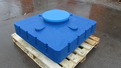 Бак душевой пластиковый 250л стандартный (пластиковая емкость)