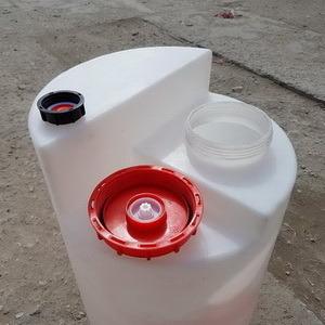 пластиковая емкость вертикальная Dk120 водоподготовка
