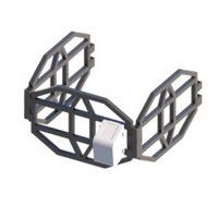 Вольеры металлические пластиковые для домиков для телят