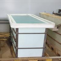 Использование корпусов ванн G2500 на гальваническом производстве