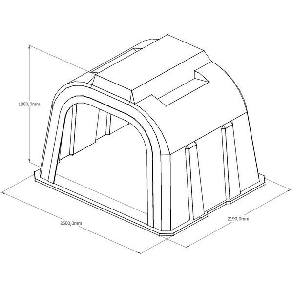 v600 емкость вертикальная пластиковая