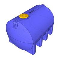 h5000 емкость вертикальная пластиковая