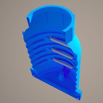 пластиковая емкость, бак для воды, бочка для дизельного топлива, кессон