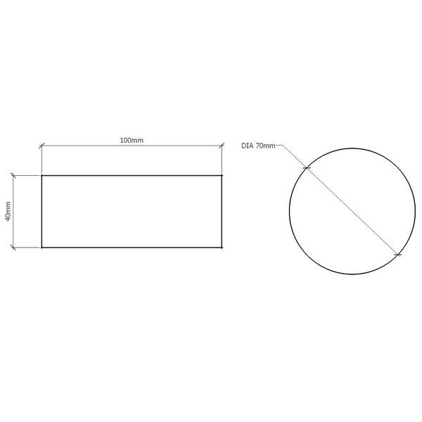 КД-3 катафот световозвращающий ГОСТ 50971