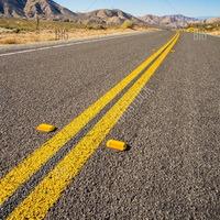 Световозвращатель КД3 ГОСТ 32866-2014 желтый, белый катафот дорожный