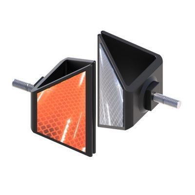 Катафот дорожный резиновый КД-5Р ГОСТ 50971-2011