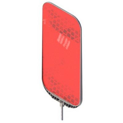 Катафот дорожный КД-6 ГОСТ 32866-2014 50971-2011, Сигнальный флажок для дорожного ограждения