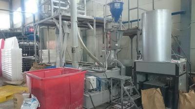 Полиэтилен в гранулах, полиэтилен в порошке, услуги по помолу, окрашивание полиэтилена, приготовление компаундов