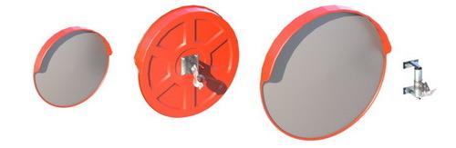 линейка сферических зеркал ПЛАСТО