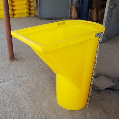Пластиковый строительный мусоропровод, установка с оттяжкой, защитный вкладыш, строительный мусоропровод, мусоропровод, увеличенная прочность