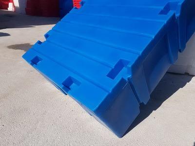 понтон модульный пластиковый, модуль плавучести, AR60
