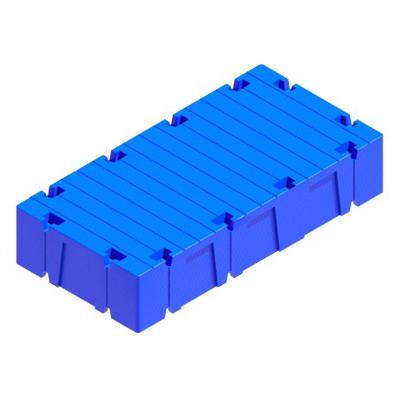 пластиковый понтон, модуль плавучести, AR60