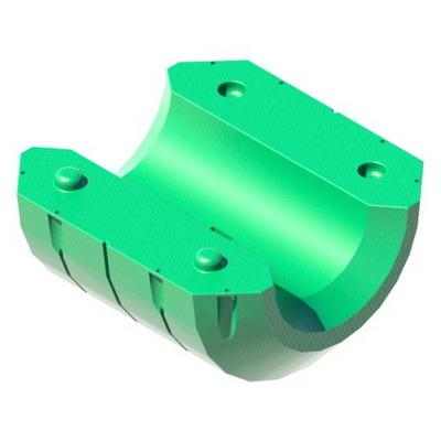Поплавок для пульпропровода, поплавки с заполнением ППУ для трубопроводов, плавучие трубопроводы PF500