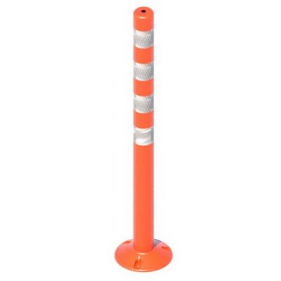 Мягкий дорожный столбик 480мм, 750мм, 1000мм, гибкий дорожный столбик, парковочный дорожный столбик