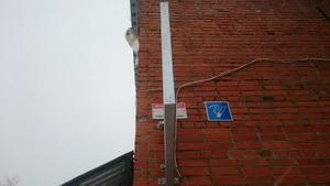 Светодиодный знак с внутренней подсветкой 5.19.1/5.19.2 Пешеходный переход