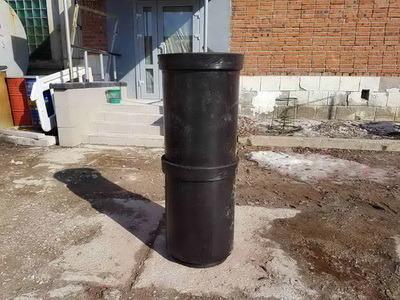 резьбовая удлиняющая горловина для пластиковая емкость, бак для воды, бочка для дизельного топлива