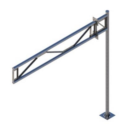 Опоры рамные для установки дорожных знаков (рамы металлические)