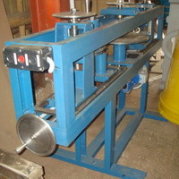 оборудование для производства дорожных знаков, продажа оборудования, забортовка отбортовка кругов круглых знаков