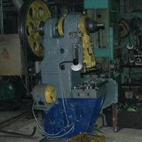 оборудование для производства дорожных знаков, продажа оборудования, Пресс для вырубки