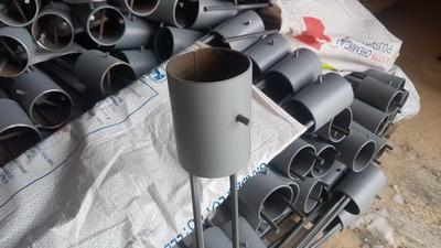 Столбик дорожный С2 круглого сечения (С2О, С2П)