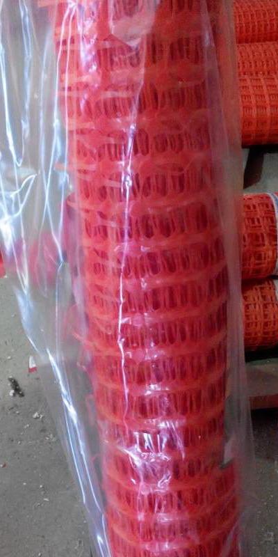 ДСетка оградительная пластиковая 1мx50м, 1.3x50м, 1.5x50м