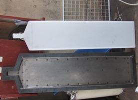 производство изделий под заказ, ротационное формование, ротоформовка, форма