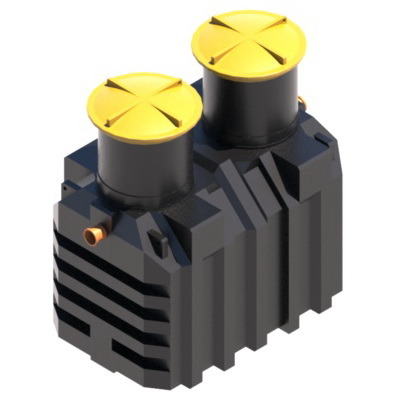септик s2000, пластиковая емкость, бак для воды, бочка для дизельного топлива