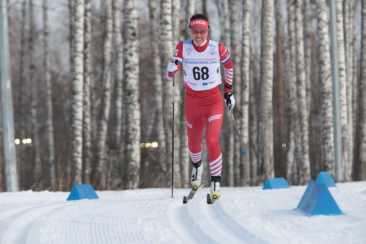зимняя Универсиада в Красноярске 2019