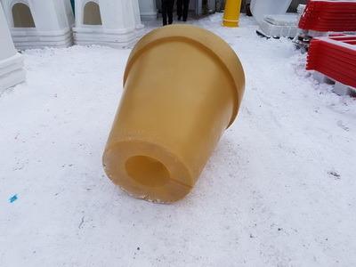 Емкость пластиковая вертикальная V350 вазон