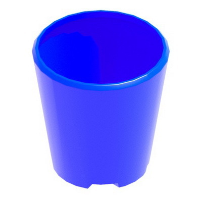 пластиковая емкость купель бассейн v600