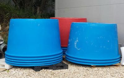 бассейн пластиковый