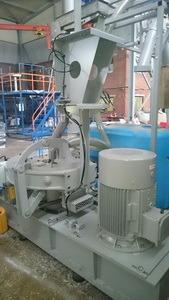 Услуги по помолу полиэтилена (ПНД, ПВД, LLDPE), измельчение гранулированного материала, фракция, сухой поток