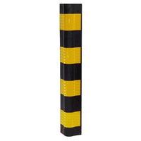 Защита колонн на парковке, угловые буферы, угловые демпферы